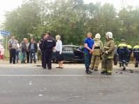 """Авария на трассе """"Тула-Новомосковск"""", Фото: 1"""