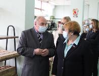 Депутаты Тульской облдумы посетили производство музыкальных инструментов, Фото: 10