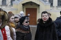 Открытие памятника Василию Жуковскому в Туле, Фото: 1
