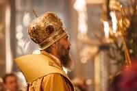 Рождественское богослужение в Успенском соборе Тулы, Фото: 26