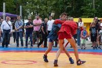 Тула отметила День физкультурника и Всероссийский олимпийский день соревнованиями, Фото: 6