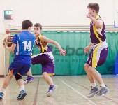 Первенство Тулы по баскетболу среди школьных команд, Фото: 6