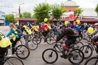 В Туле прошел большой велопарад, Фото: 102