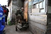 Снос цыганских домов на Косой Горе, Фото: 24