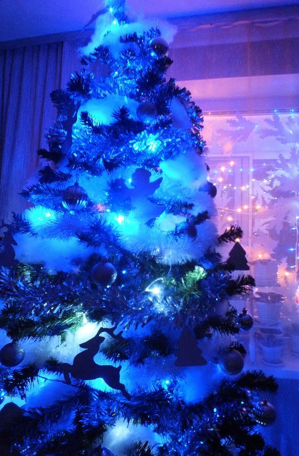 Новогоднее настроение в наших руках)