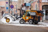 Последствия снежного циклона в Туле, Фото: 74