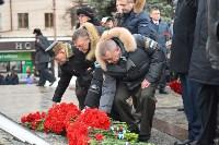 Церемония возложения цветов на площади Победы, 23.02.2016, Фото: 13