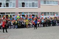 1 сентября в тульских школах прошли праздничные линейки , Фото: 7