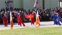 Первый этап эстафеты олимпийского огня: Пролетарский район, Фото: 25