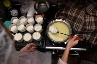 В Заокском районе приготовили камамбер с благородной плесенью, Фото: 36