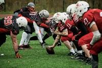 Матч по американскому футболу между «Тарантула» и «Витязь», Фото: 96