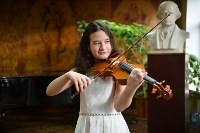 Юная скрипачка Екатерина Щадилова, Фото: 4