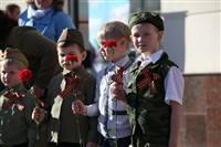 """В Тульской области """"Поезд памяти"""" прошел  по судьбоносным местам сражений, Фото: 7"""