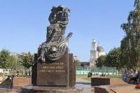 В Туле открыли стелу в память о ветеранах локальный войн и военных конфликтов, Фото: 4