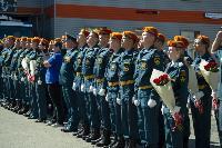 Молодые сотрудники Главного управления МЧС России по Тульской области торжественно приняли присягу, Фото: 77