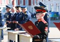 Присяга в Тульском суворовском училище: фоторепортаж, Фото: 26