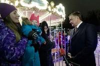 Дюмин осмотрел новогоднюю Тулу, Фото: 15