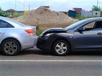 Аварии на Новомосковском шоссе. 13.06.2014, Фото: 5