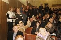 Встреча Губернатора с жителями МО Страховское, Фото: 21