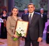 Алексей Дюмин наградил артистов Тулькой областной филармонии, выступавших в Сирии, Фото: 9