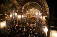 Пасхальное богослужение в Успенском соборе, Фото: 7