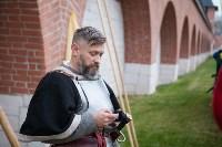 Средневековые маневры в Тульском кремле. 24 октября 2015, Фото: 193