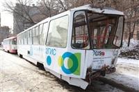ДТП с участием двух трамваев. , Фото: 10