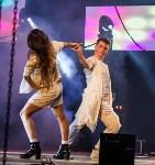 Концерт Сандры в Тульской области, Фото: 18
