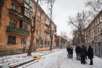В Туле завершились противоаварийные работы на доме по улице Смидович, Фото: 10