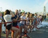 В центре Тулы прошла большая пенная вечеринка, Фото: 83
