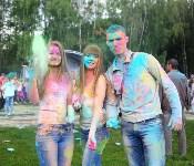 ColorFest в Туле. Фестиваль красок Холи. 18 июля 2015, Фото: 107