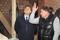 16 октября Владимир Груздев проконтролировал ход работ в Тульском кремле., Фото: 11