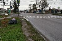Незаконная торговля на Фрунзе и плохая уборка улиц Тулы, Фото: 7