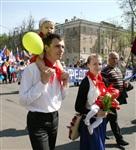 Тульская Федерация профсоюзов провела митинг и первомайское шествие. 1.05.2014, Фото: 108
