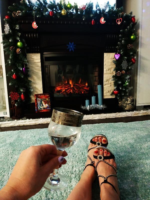 Новый год-апофеоз контрастов:на улице холодно и темно,а дома сверкают огни,весело,тепло,нарядная ёлка,праздничный стол...