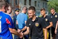 """Молодежка """"Арсенала"""" сыграла с командой заключенных, Фото: 6"""