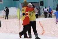 В Тульской области прошла «Лыжня Веденина-2019»: фоторепортаж, Фото: 41