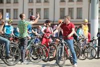 В семейном велопараде приняли участие сотни туляков , Фото: 30