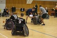 Чемпионат по регби на колясках в Алексине, Фото: 17