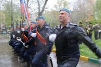 У домов тульских ветеранов прошли парады, Фото: 1