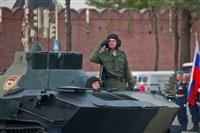Вторая генеральная репетиция парада Победы. 7.05.2014, Фото: 39