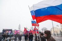Митинг-концерт в честь годовщины присоединения Крыма к России, Фото: 11