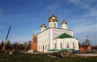 Сборка часового пояса колокольни Тульского Кремля, Фото: 7