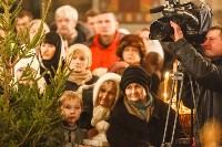 Рождественское богослужение в Успенском соборе Тулы, Фото: 8