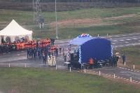 В Суворовском районе  введен в эксплуатацию участок автодороги «Калуга-Перемышль-Белёв-Орёл», Фото: 31