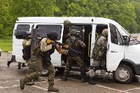 В Туле спецподразделения ОМОН и СОБР провели учения, Фото: 3