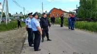 Демонтаж незаконных цыганских домов в Плеханово и Хрущево, Фото: 3