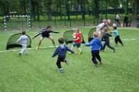 В тульских парках заработала летняя школа футбола для детей, Фото: 10