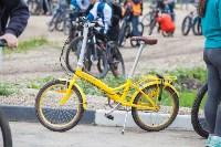 В Туле прошел большой велопарад, Фото: 132