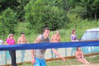 III этап Открытого первенства области по пляжному волейболу среди мужчин, ЦПКиО, 23 июля 2013, Фото: 18
